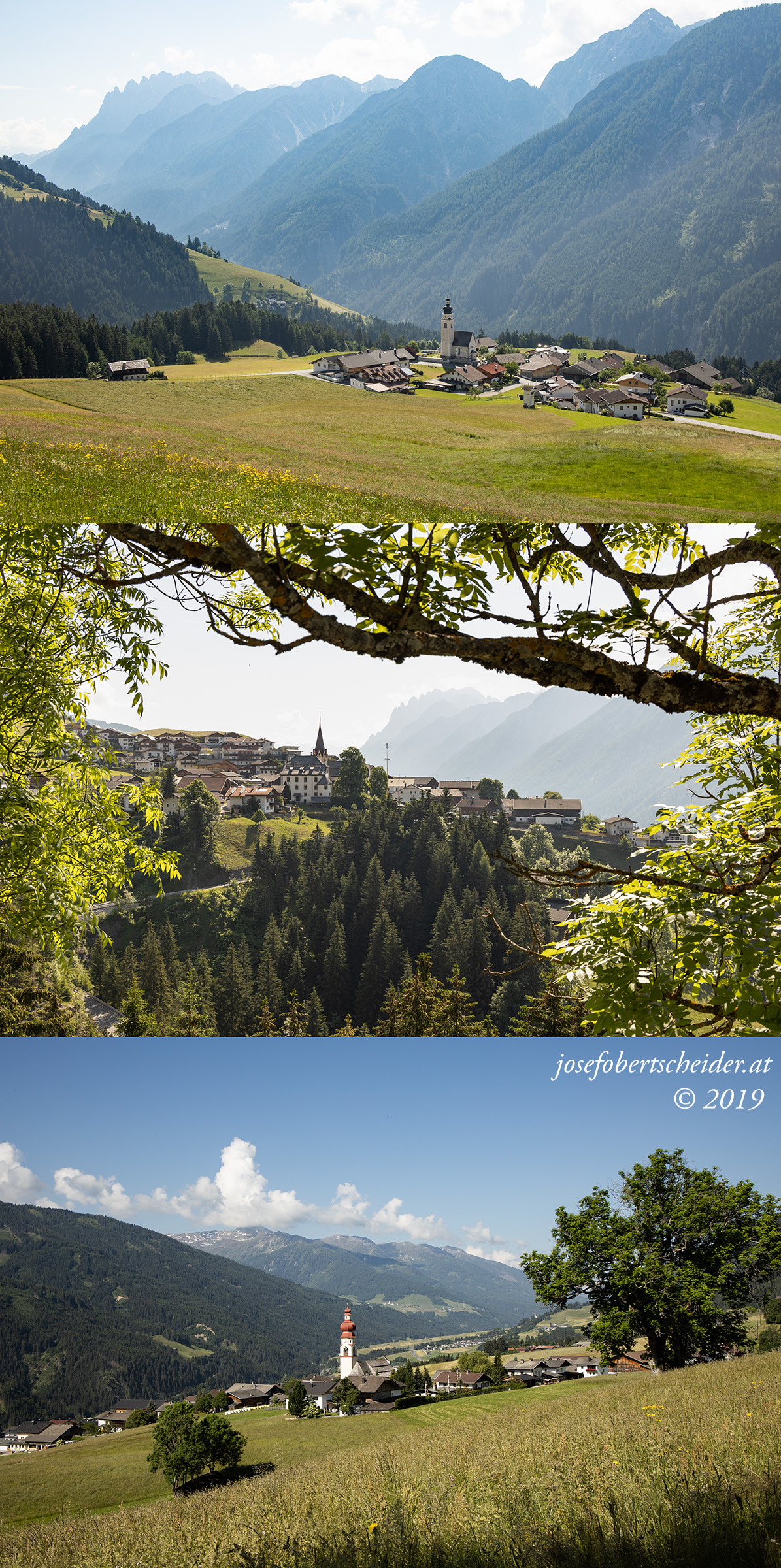 Gemeinde Anras feiert 1250 Jahre