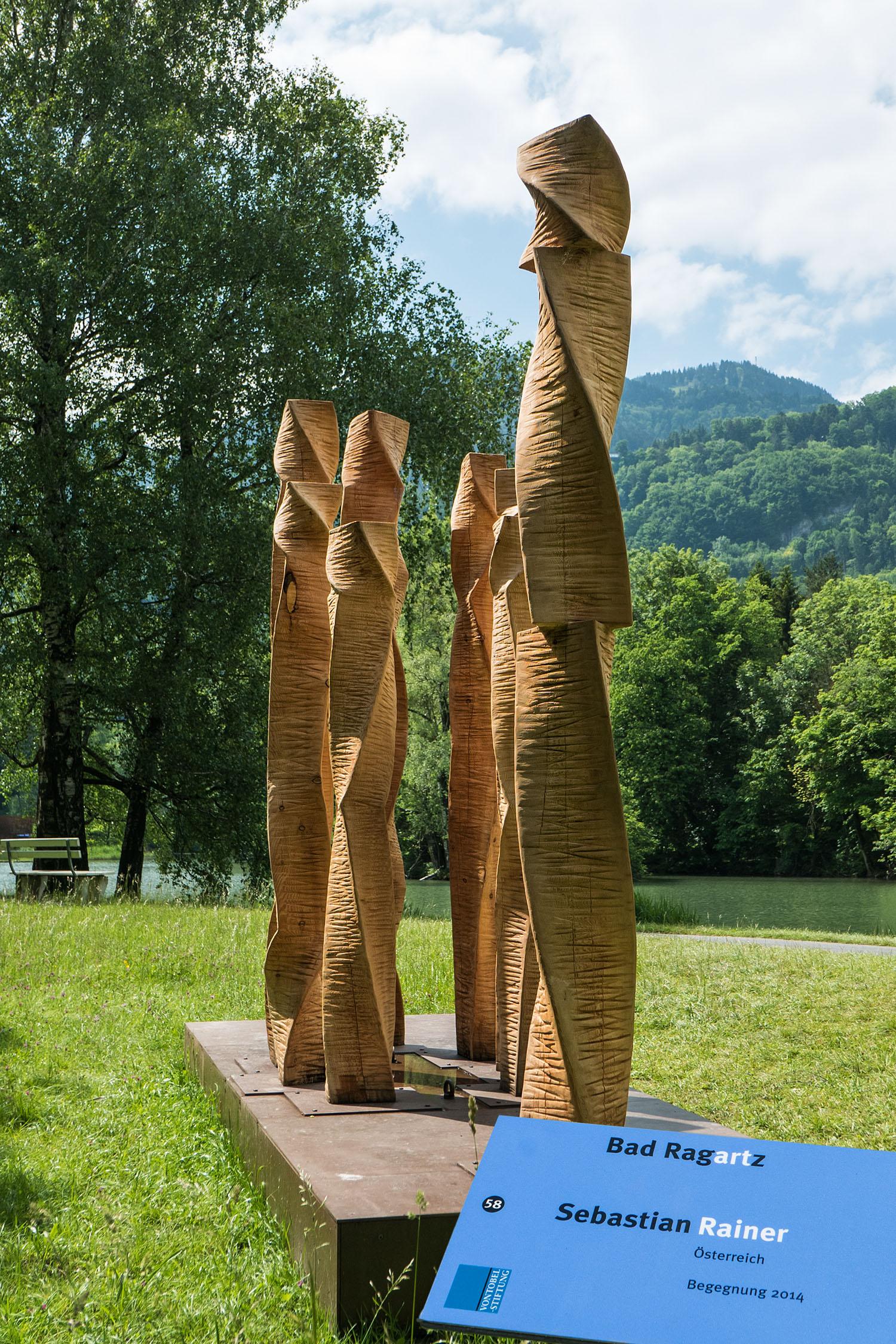 Triennal der Skulpur in Bad Ragaz und Vaduz