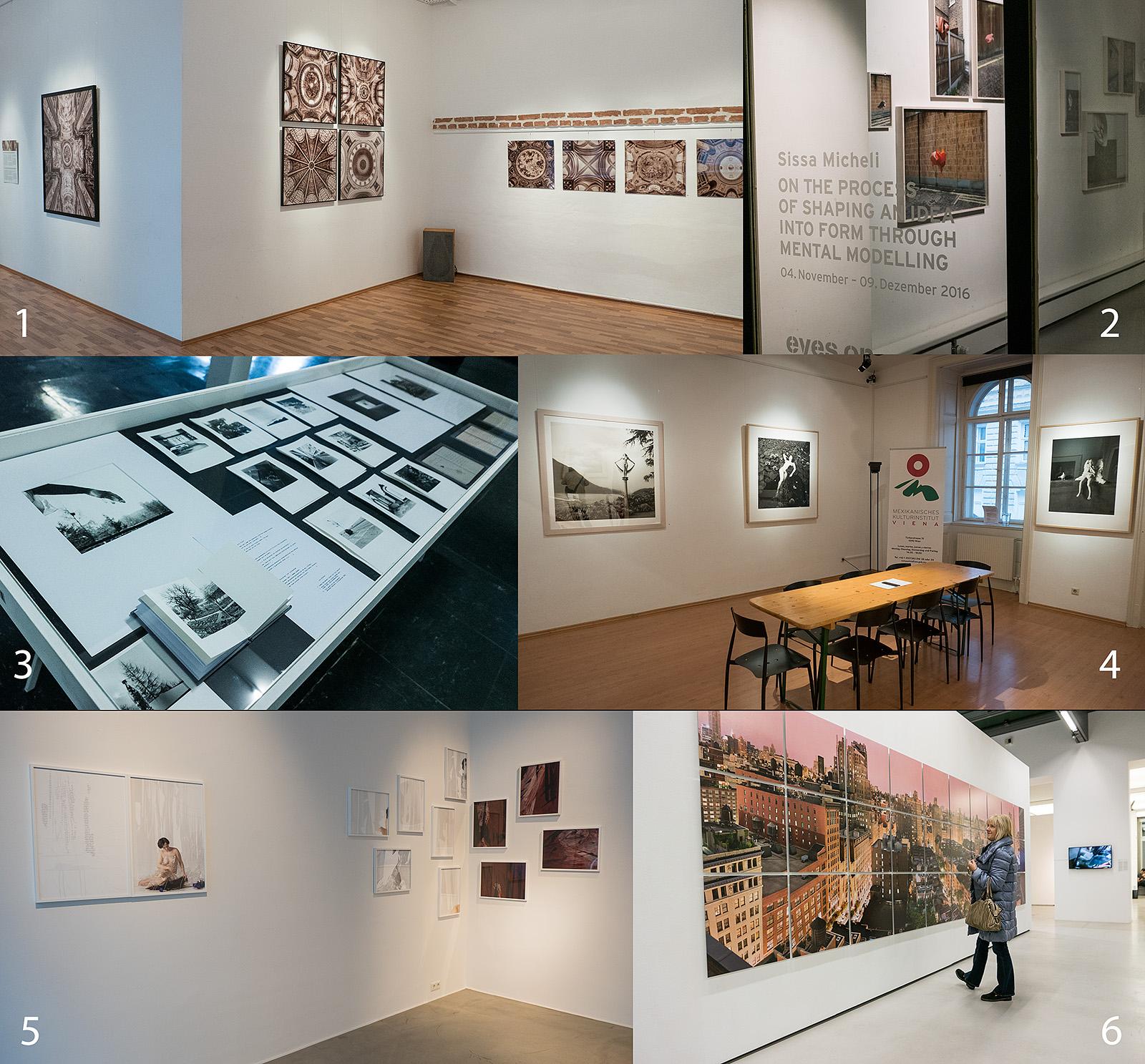 Monat der Fotografie 2016 Wien